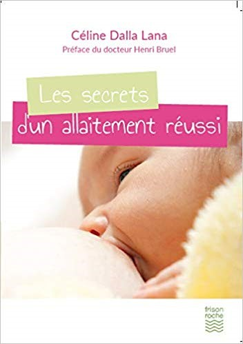 2019-6-8 - Livre sage femme ile et vilaine - Les secretsd'un allaitement reussi
